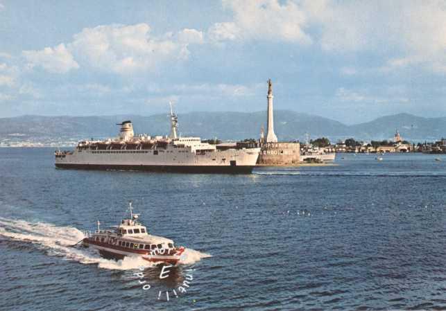 1981 - Stretto di Messina